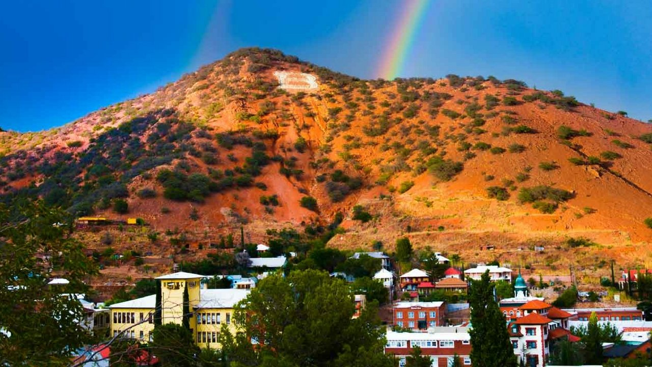 The city of Bisbee. (Source: Bisbee Chamber of Commerce)