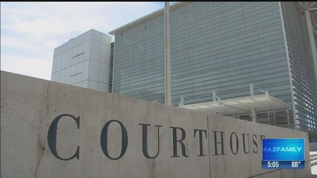 Phoenix Superior Court. (Source: 3TV/CBS 5 News)