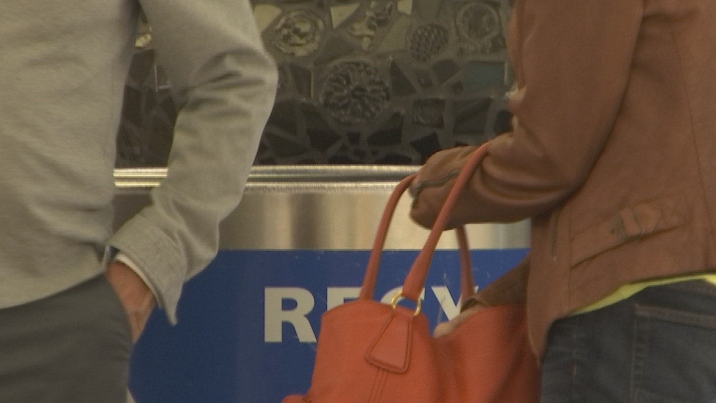 Thieves can find valuable information in the trash at the airport (Source: KPHO/KTVK)
