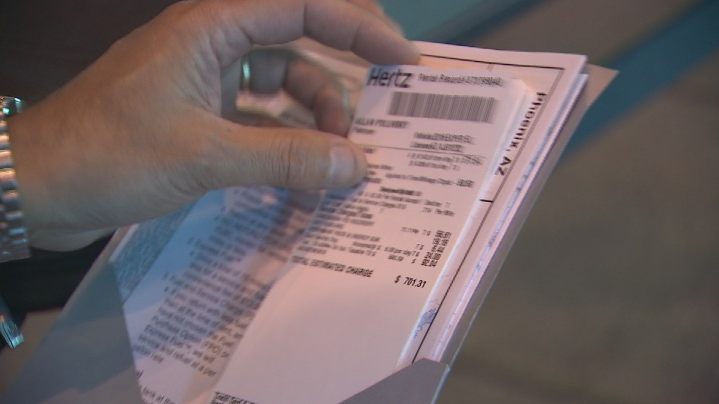 3 On Your Side recommends to shred boarding documents at home (Source: KPHO/KTVK)