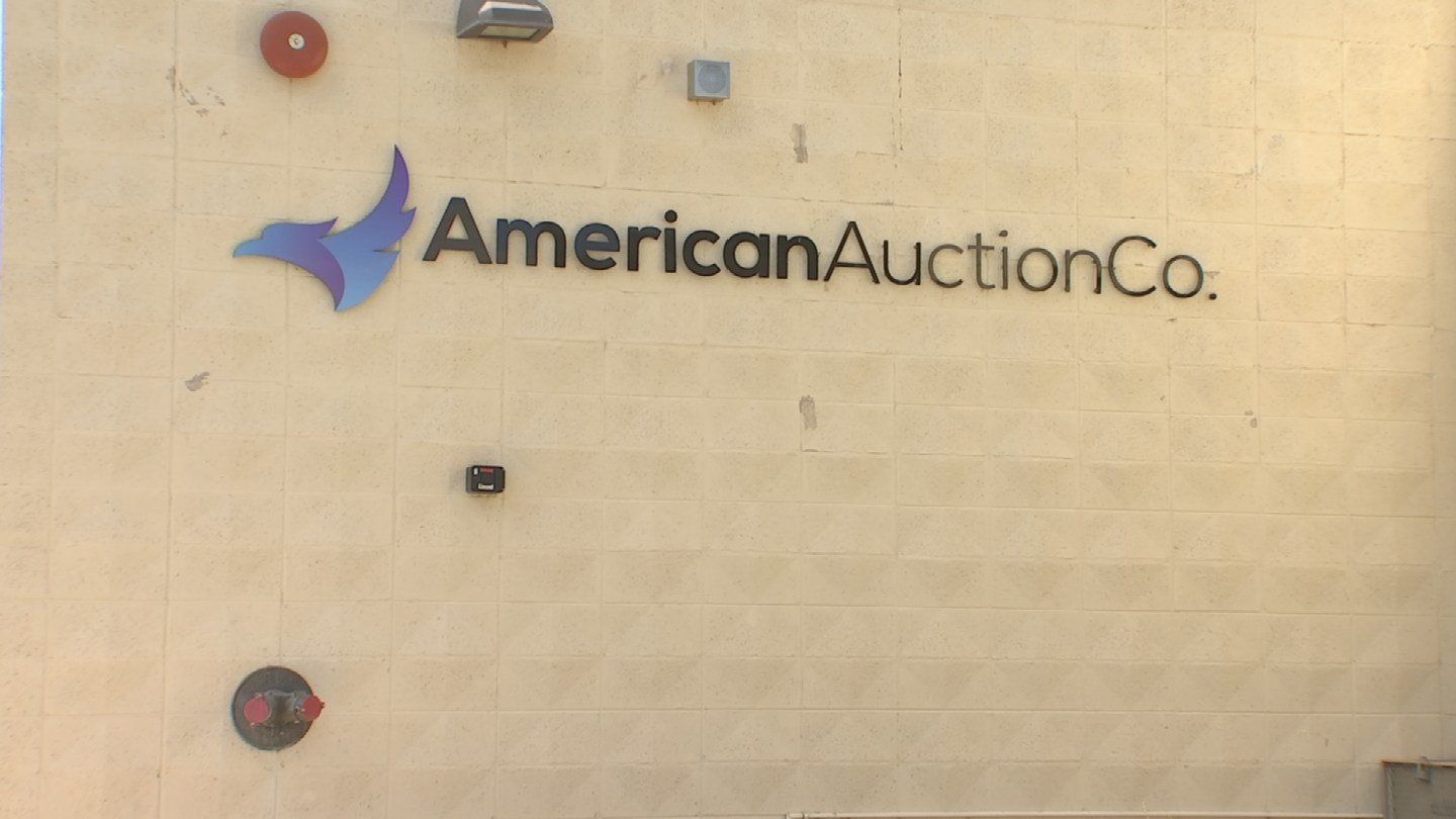 American Auctions had been in business for 20 years and had an A+ rating with the Better Business Bureau. (Source: 3TV)