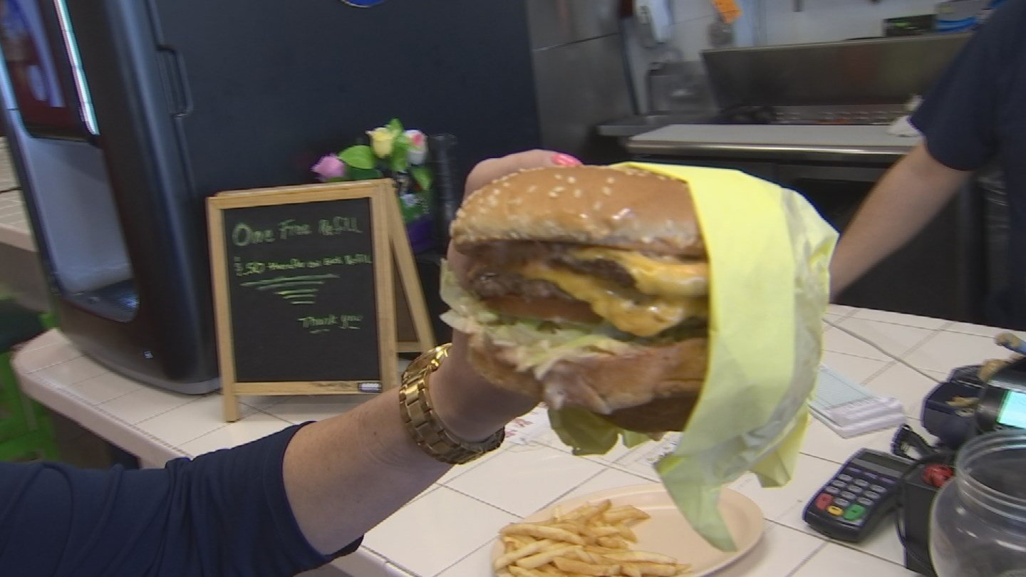 Jonesing for an awesome burger? Check out Haven Burgers in Mesa. (Source: 3TV)