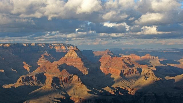 The Grand Canyon (Source: National Park Service)