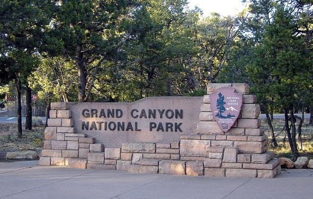 South Entrance Station (Source: National Park Service)
