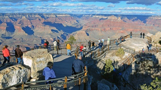 Mather Point (Source: National Park Service)