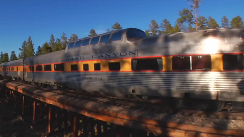 Enjoy the ride on this historic train (KTVK)