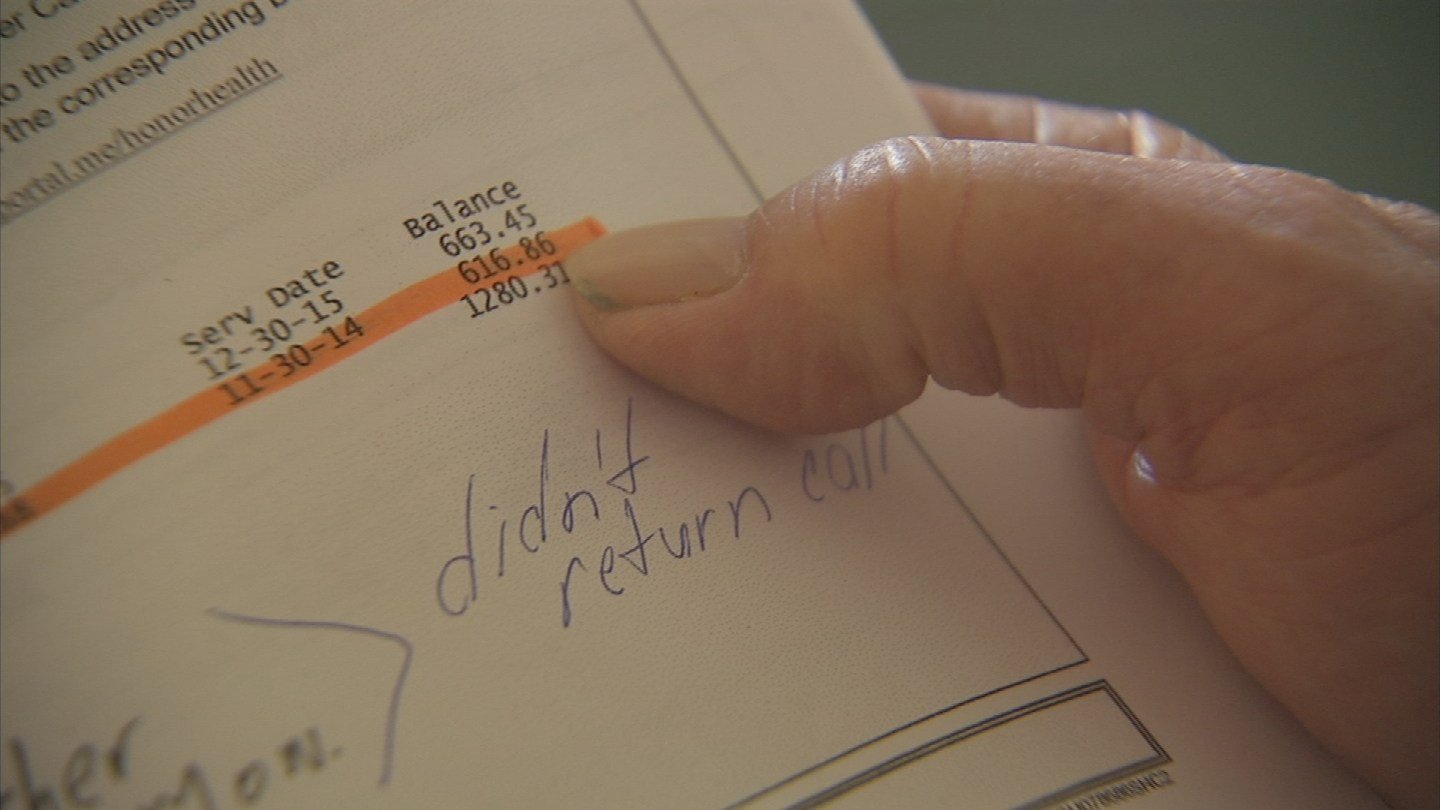 Valley man was shocked when his medical bill came for his blood draws. (Source: KTVK)