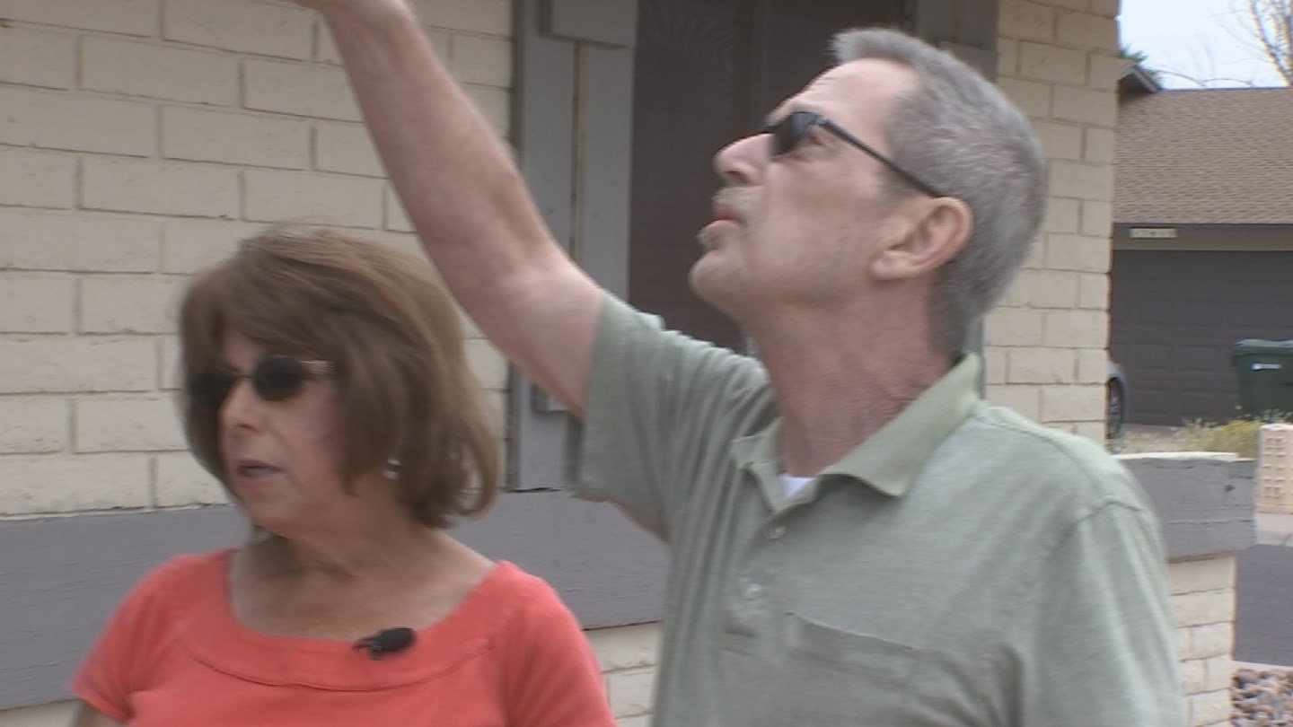 The Gehrkes were hoping to get a refund but haven't heard from Crocker (Source: KTVK)