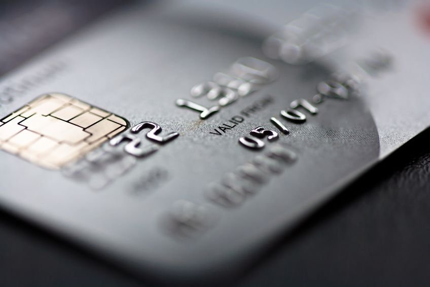 Transactions made with chip cards are more secure than made by swiping a magnetic strip. (Source:  David Hughes via 123RF)