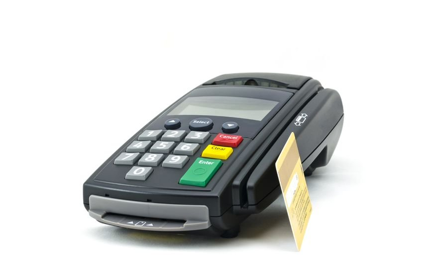 Implementation of the technology has been slow because the banking industry has to certify the equipment. (Source: Nithid Memanee via 123RF)