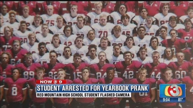 Students speak about prank that got a Valley football player charged