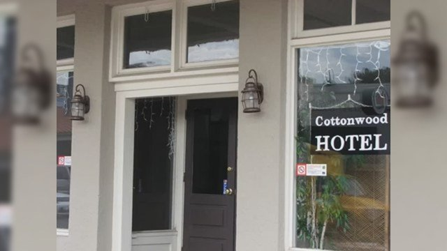 The Cottonwood Hotel (Source: 3TV)