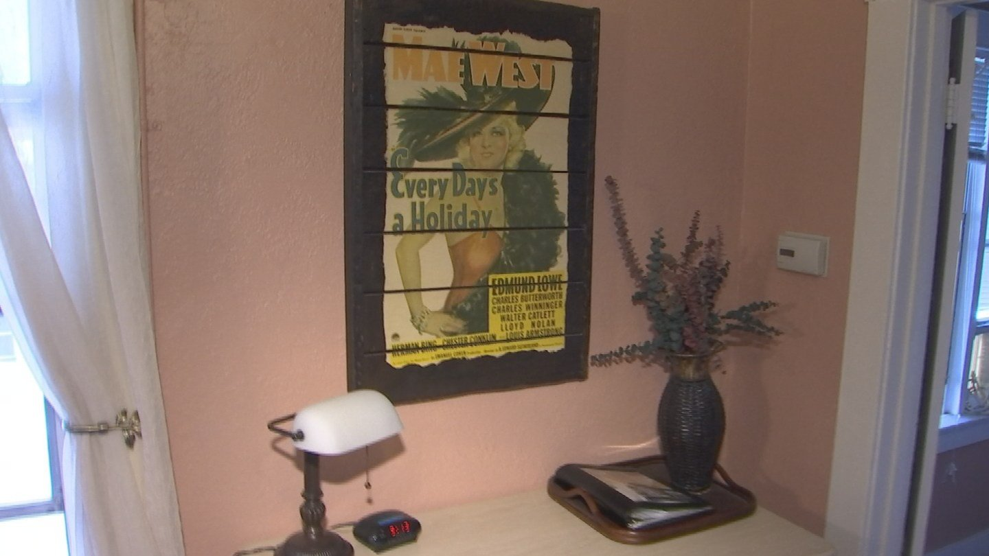 The Cottonwood Hotel welcomed many stars in its time. (Source: 3TV)