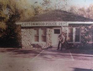 Cottonwood Police Department substation (Source: WildRoseTea.net)