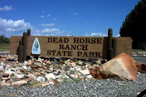 Dead Horse Ranch State Park (Source: ThatsNotCamping.com)