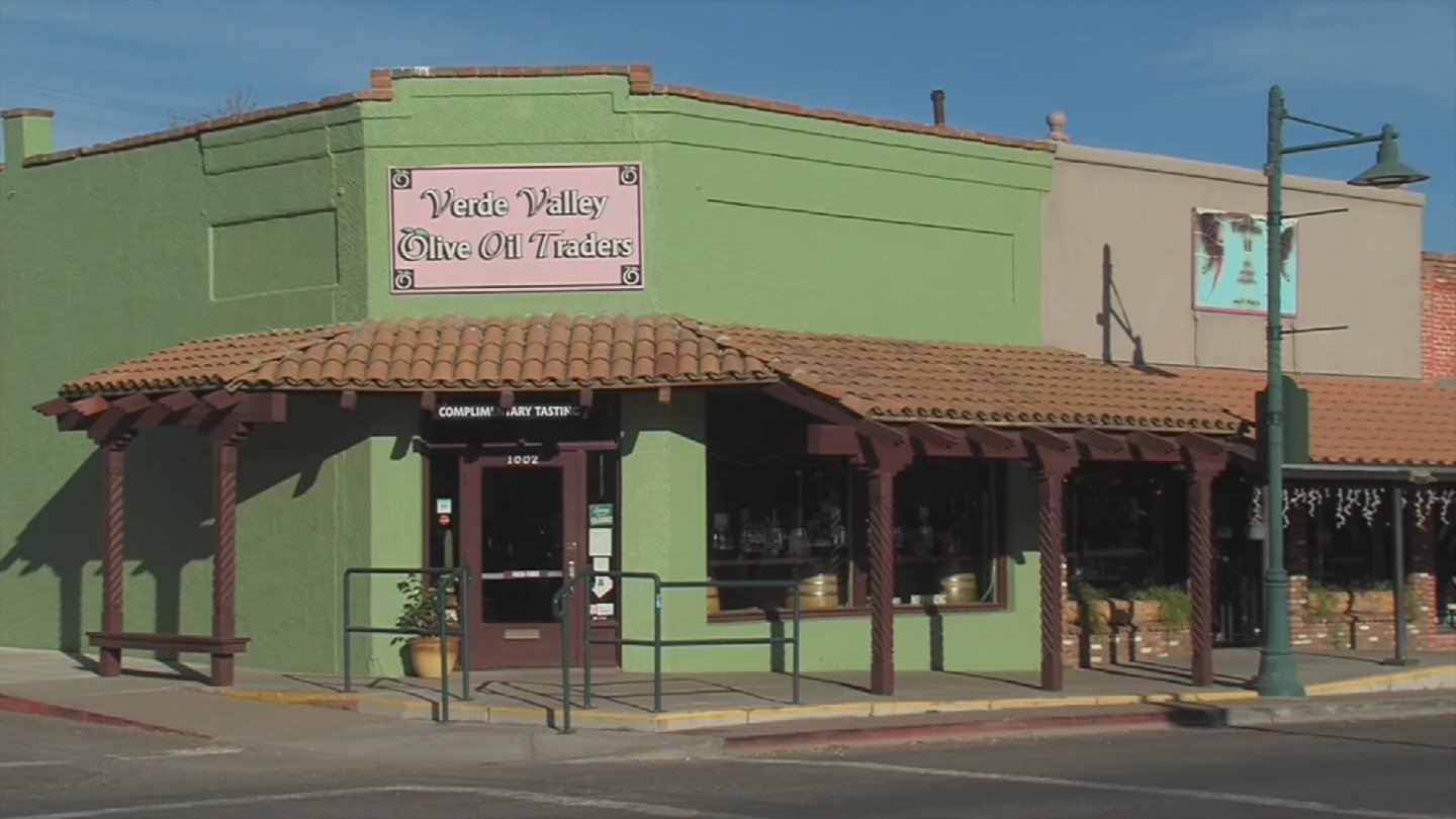 Verde Valley Oil Traders was created and is run by a husband-and-wife team. (Source: 3TV)