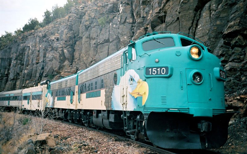 The Verde Canyon Railroad has been operating since 1990. (Source: VerdeCanyonRR.com)