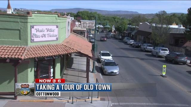 Cottonwood was known as a bootlegging town back in the early 1900s. (Source: KTVK)