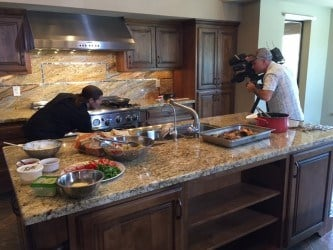 Chef Kody Harris, who has opened 22 restaurants in her career, focused on putting a twist on regular dishes. (Source: 3TV)