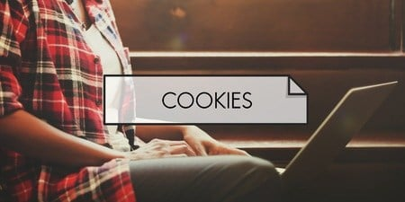Cookies are little text files stored on your computer that your web browser sends to a server when you visit a website. They're used to track website activity. (Source: rawpixel via 123RF)