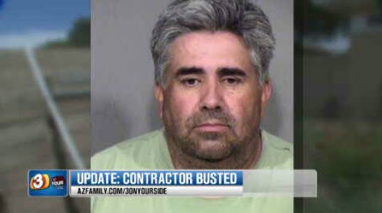 Filiberto Ramos was arrested by Gilbert police in May (Source: KPHO/KTVK)