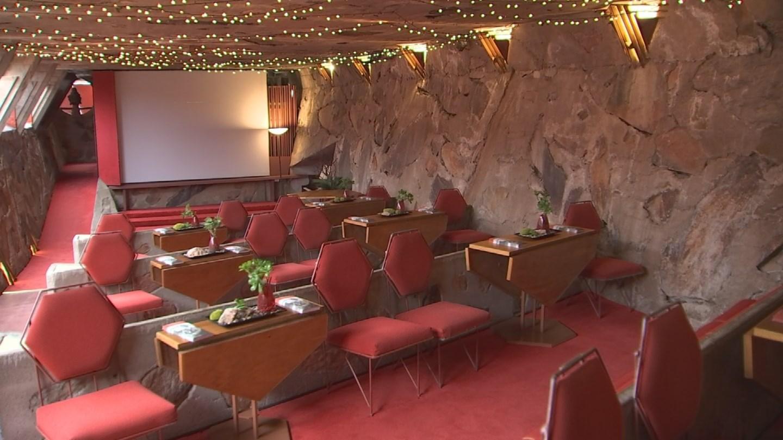 The inside of Taliesin West in Scottsdale (Source: KPHO/KTVK)