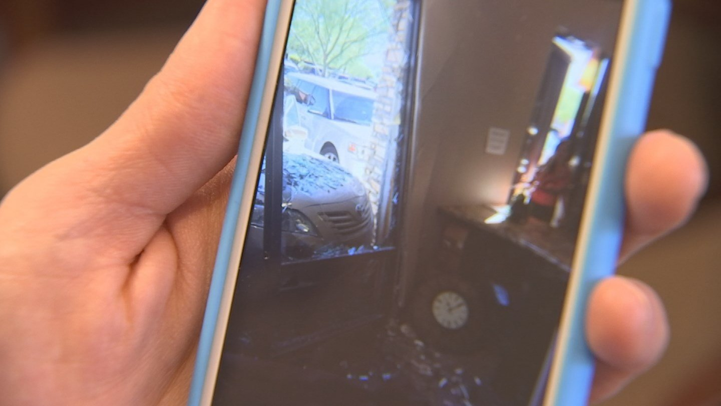 Billyard said the total cost for the repairs to her business was about $14,000. (Source: 3TV)