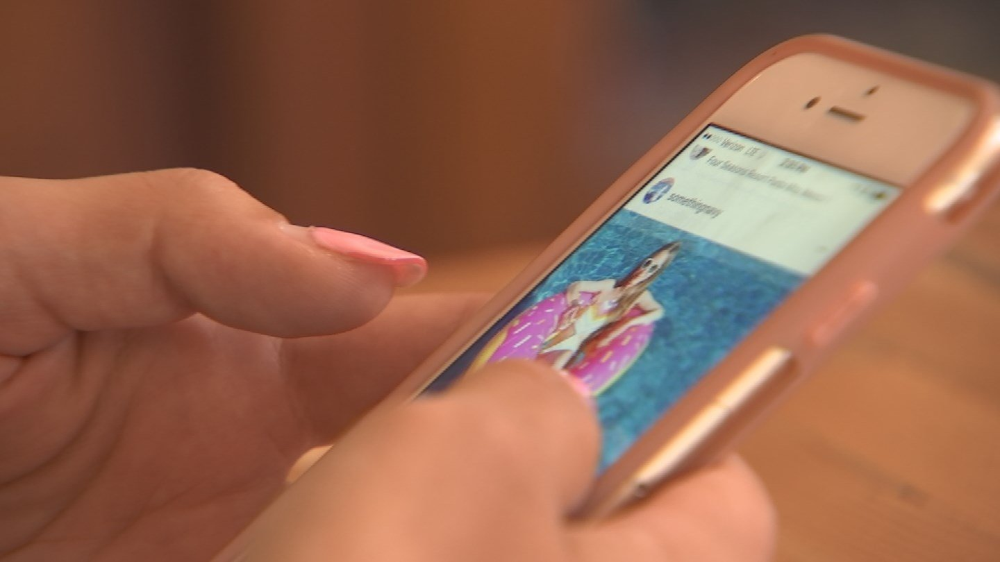 Cleaning up your social media accounts is a good idea before looking for a job. (Source: KTVK)