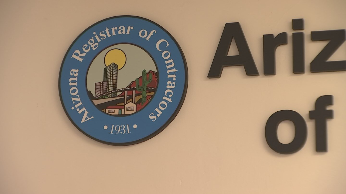 3 On Your Side and the Arizona Registrar of Contractors were able to help resolve the issue. (Source: KTVK)