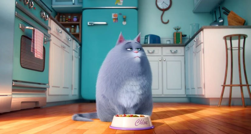 "Scene from ""The Secret Life of Pets."" (Source:  Universal Studios and Illumination Entertainment)"