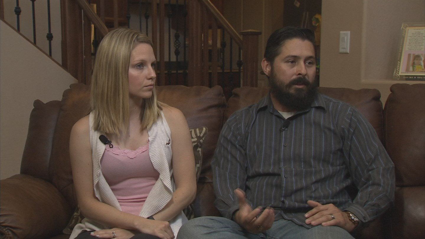 John and Whitney Cruz asked 3 On Your Side to help them sort everything out. (Source: 3TV)
