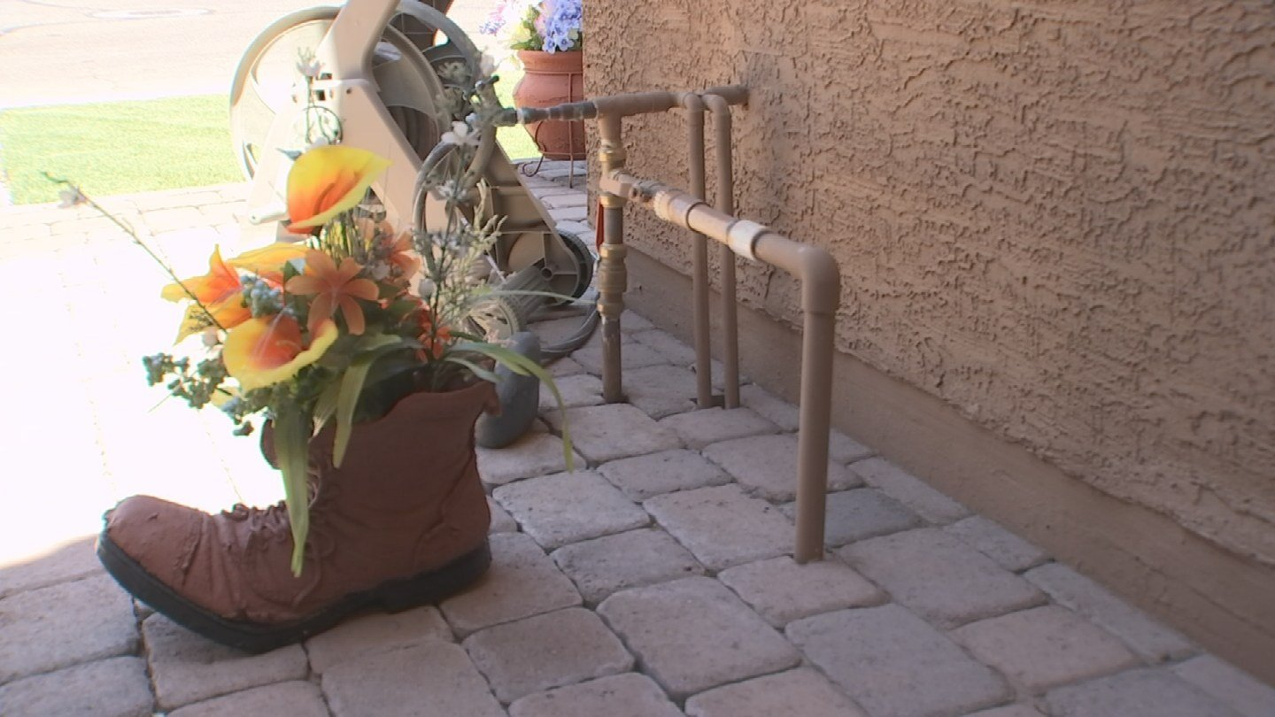 Service Line Warranties offers protection for water lines. (Source: KPHO/KTVK)