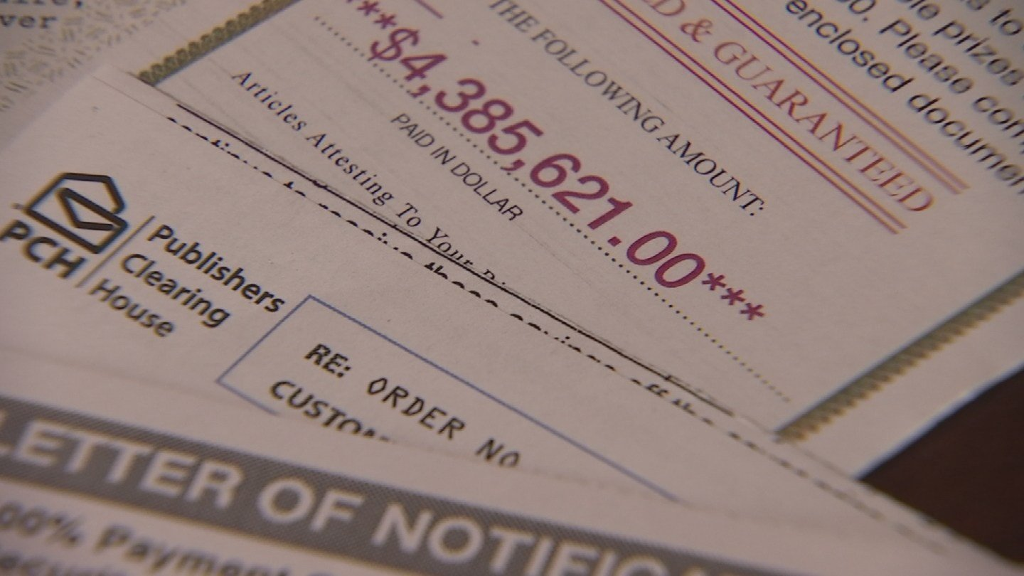 Eileen thought she had won the lottery but was instead scammed out of around $70,000. (Source: KPHO/KTVK)