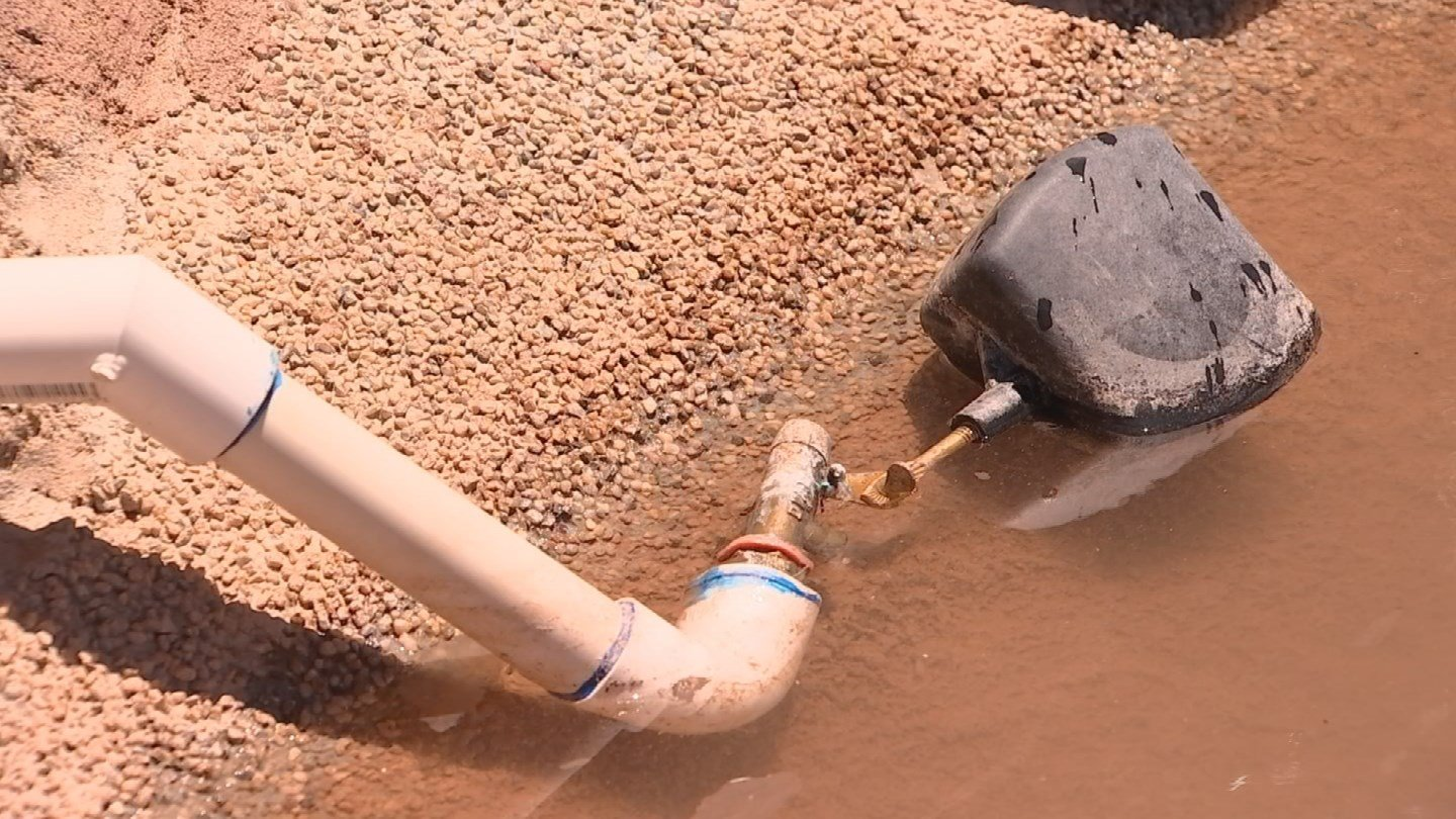 The couple said major components, including the pump, drain and filter, were not working correctly. (Source: 3TV)