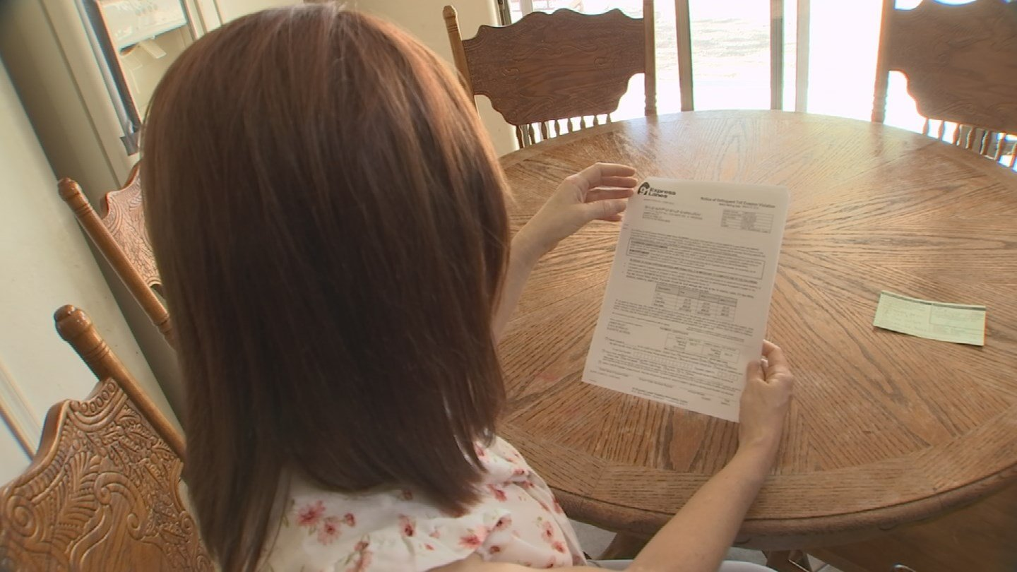 Thanks to 3 On Your Side, Marlene Wiley didn't have to pay a fine she didn't owe. (Source: KTVK)