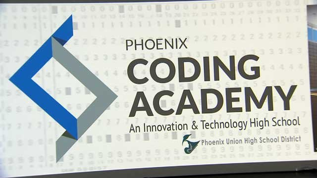 Phoenix Coding Academy welcomes its first class this month. (Source: 3TV)
