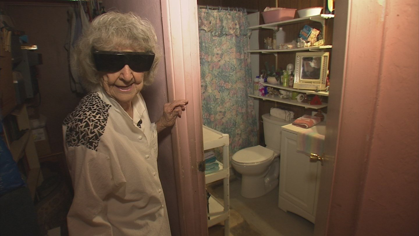 Frances Wood called a plumber for a clogged toilet but the $28,000 wasn't what she was expecting. (Source: 3TV)