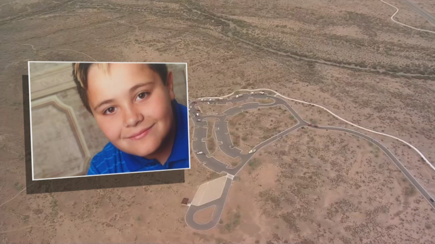 Cody Flom died while hiking on July 22. (Source: 3TV)