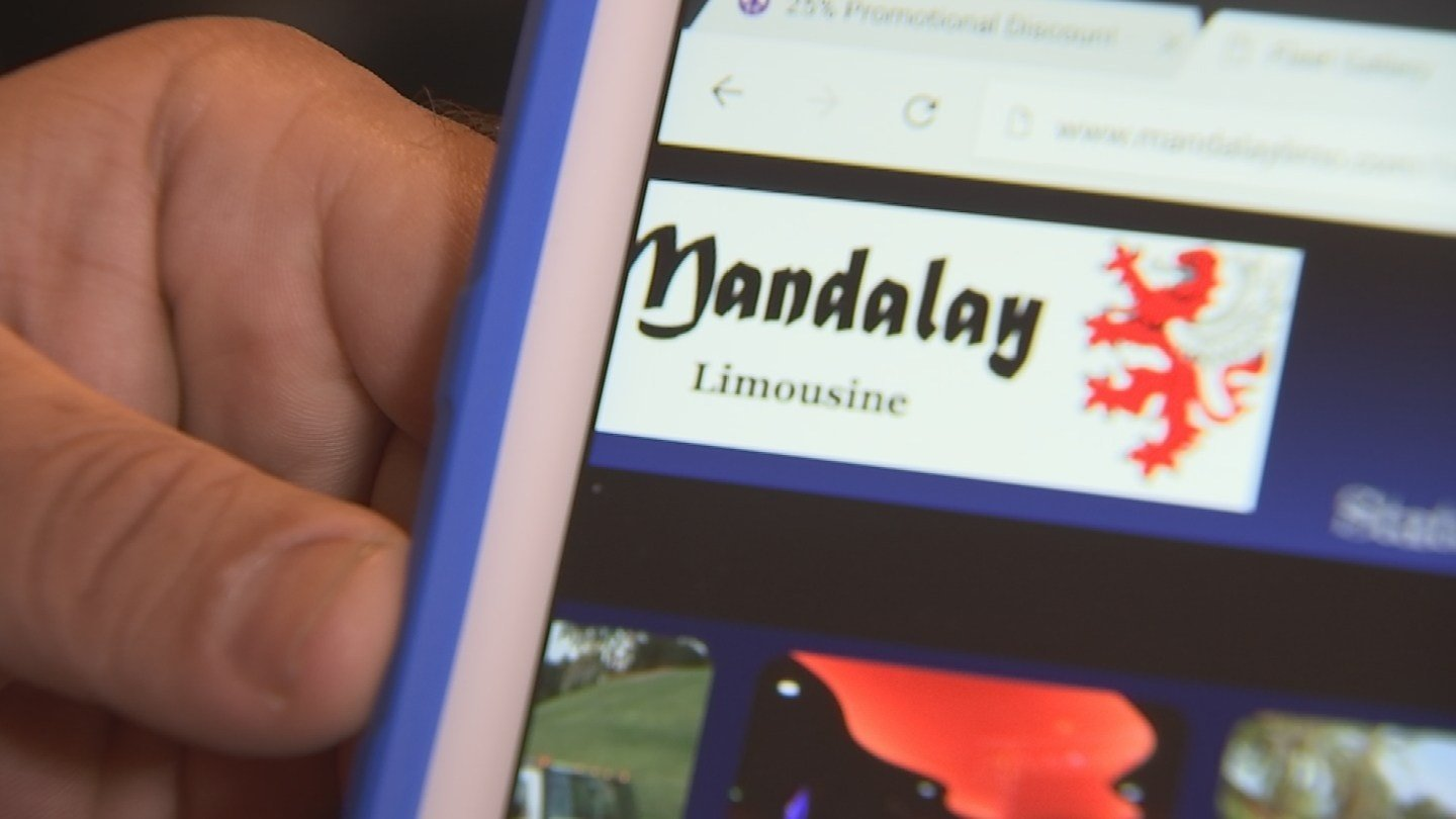 A Valley family rented a limo from a company called Mandalay Limousine to celebrate a very special occasion, a 50th wedding anniversary, but the special night out ended with medical bills that nobody seems to want to pay. (Source: 3TV)