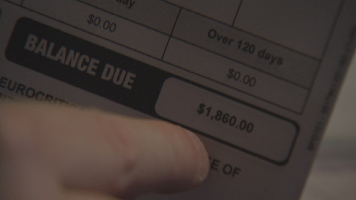 An Arizona man who received emergency treatment at a hospital that was in his insurance network received a bill for nearly $1,900 because the doctors were out-of-network. (Source: 3TV)