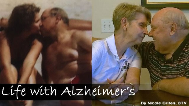 Pat and Ron Carmichael (Source: (3TV)