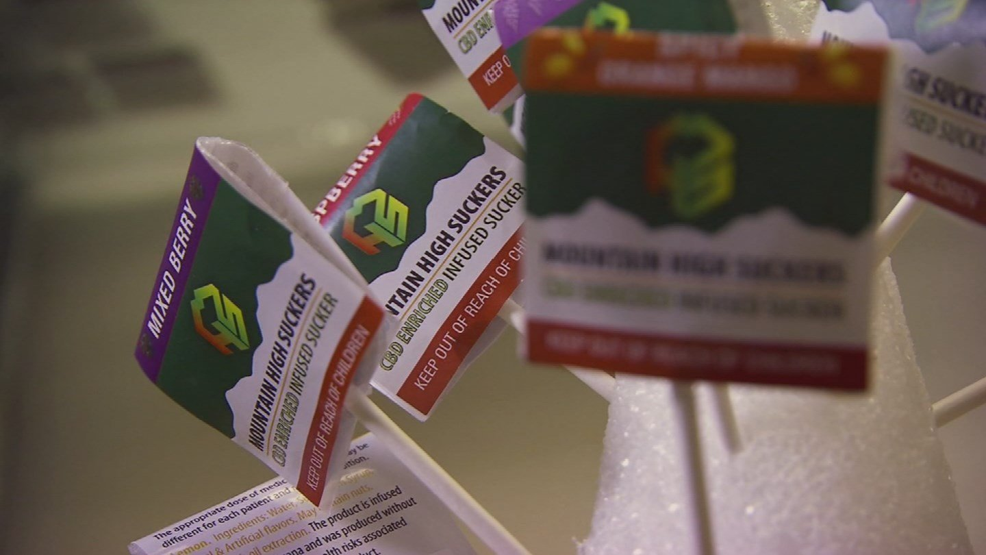 The first round of medical marijuana dispensary licenses were awarded as part of a lottery.  (Source: 3TV)