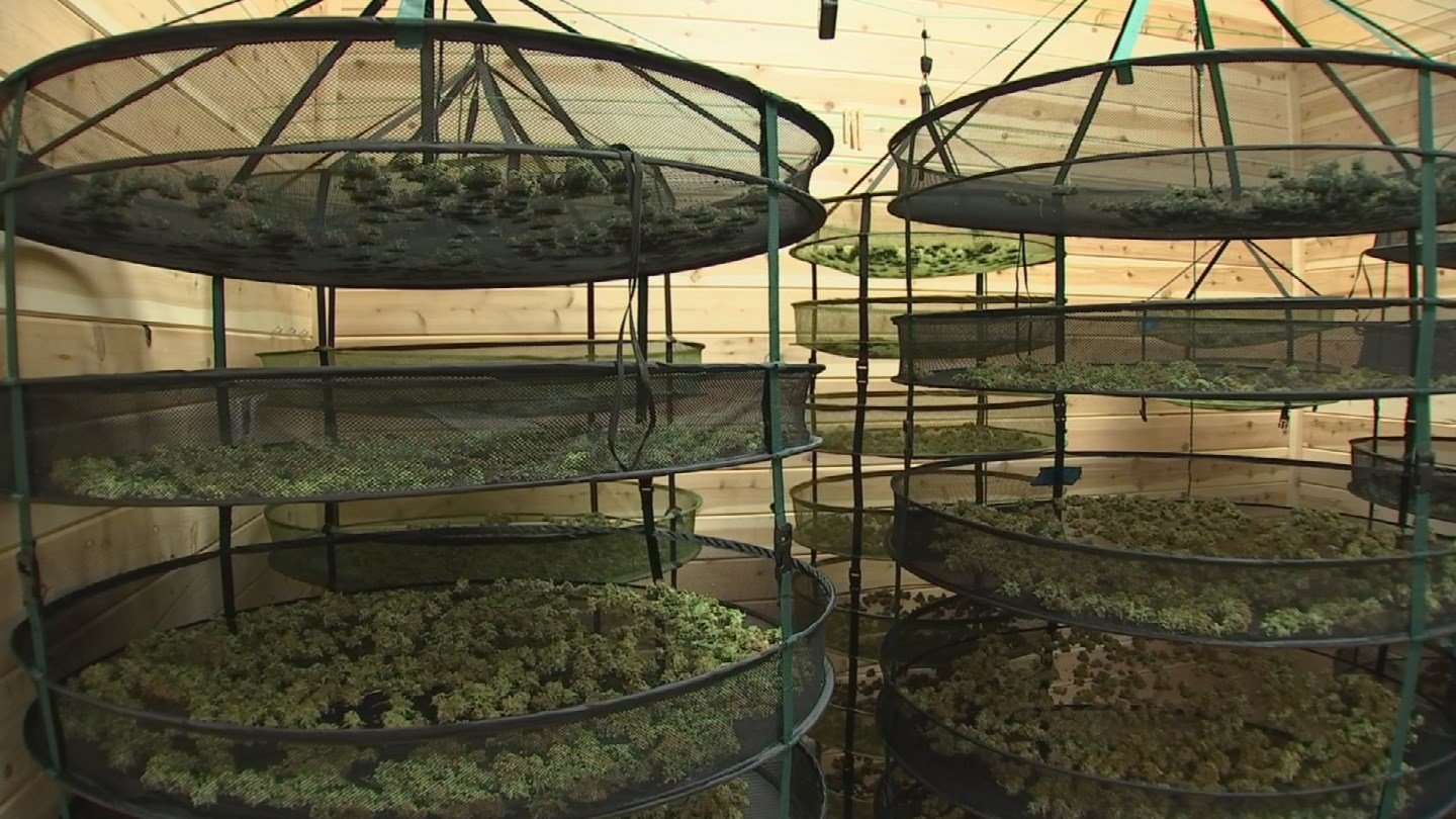 By statute, any medical marijuana dispensary can convert to a recreational marijuana shop, if approved. (Source: 3TV)