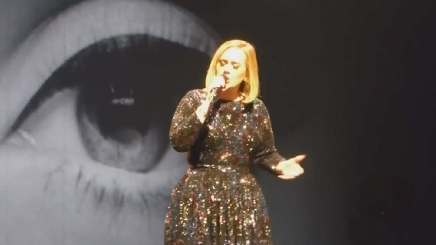 A Valley man paid a website called Tickets-Center.com thousands of dollars for Adele tickets, but he never received them. (Source: 3TV)