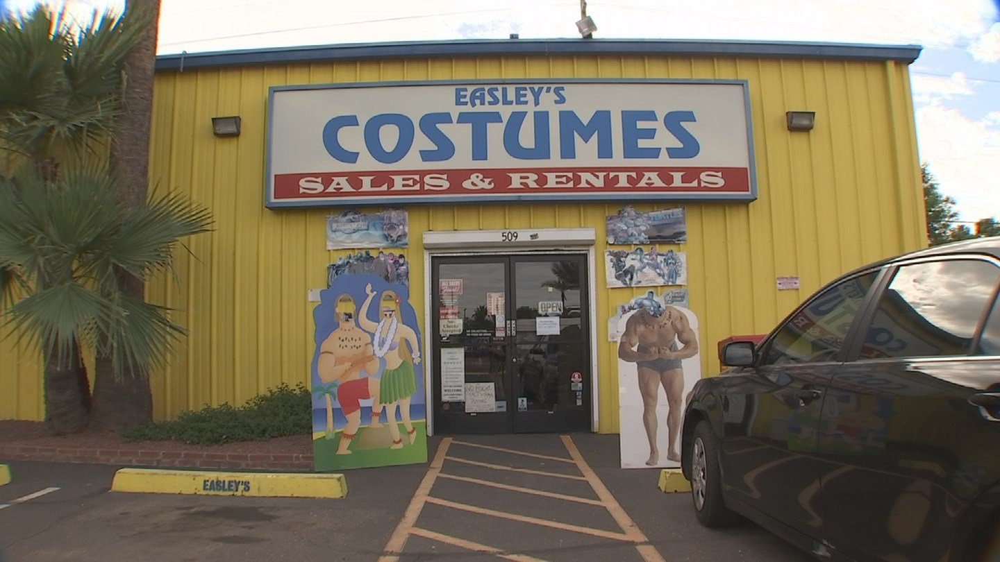 Easley's Fun Shop says the no refund policy is often for health reasons. (Source: 3TV)
