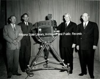 McFarland & KTVK-3TV, 1955