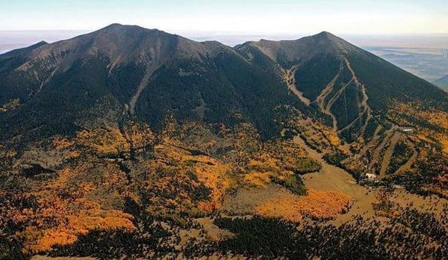 San Francisco Peaks. (Source: http://www.pictaram.com/user/pielit)