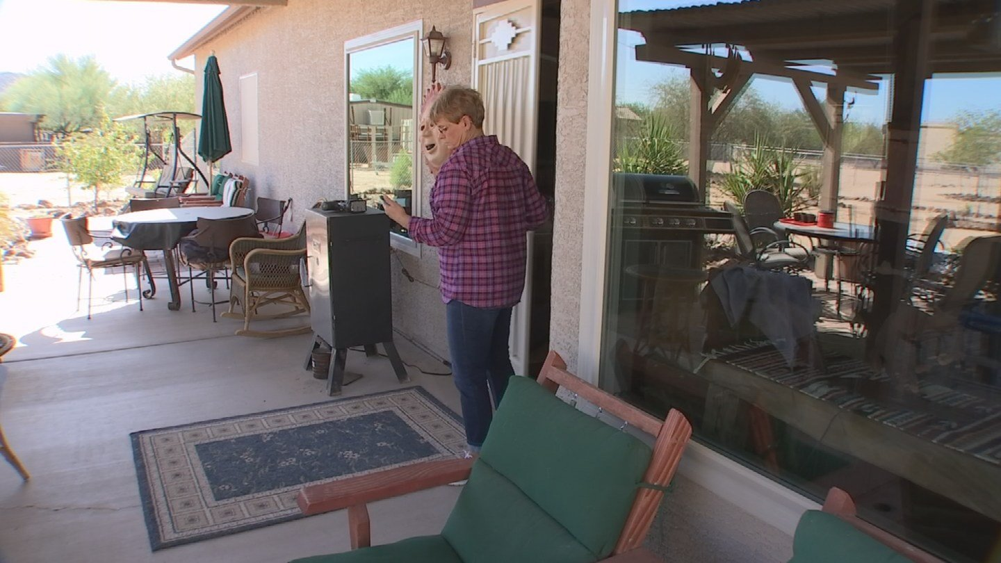 Teri Yount is grateful to 3 On Your Side for helping get her money back. (Source: 3TV News)