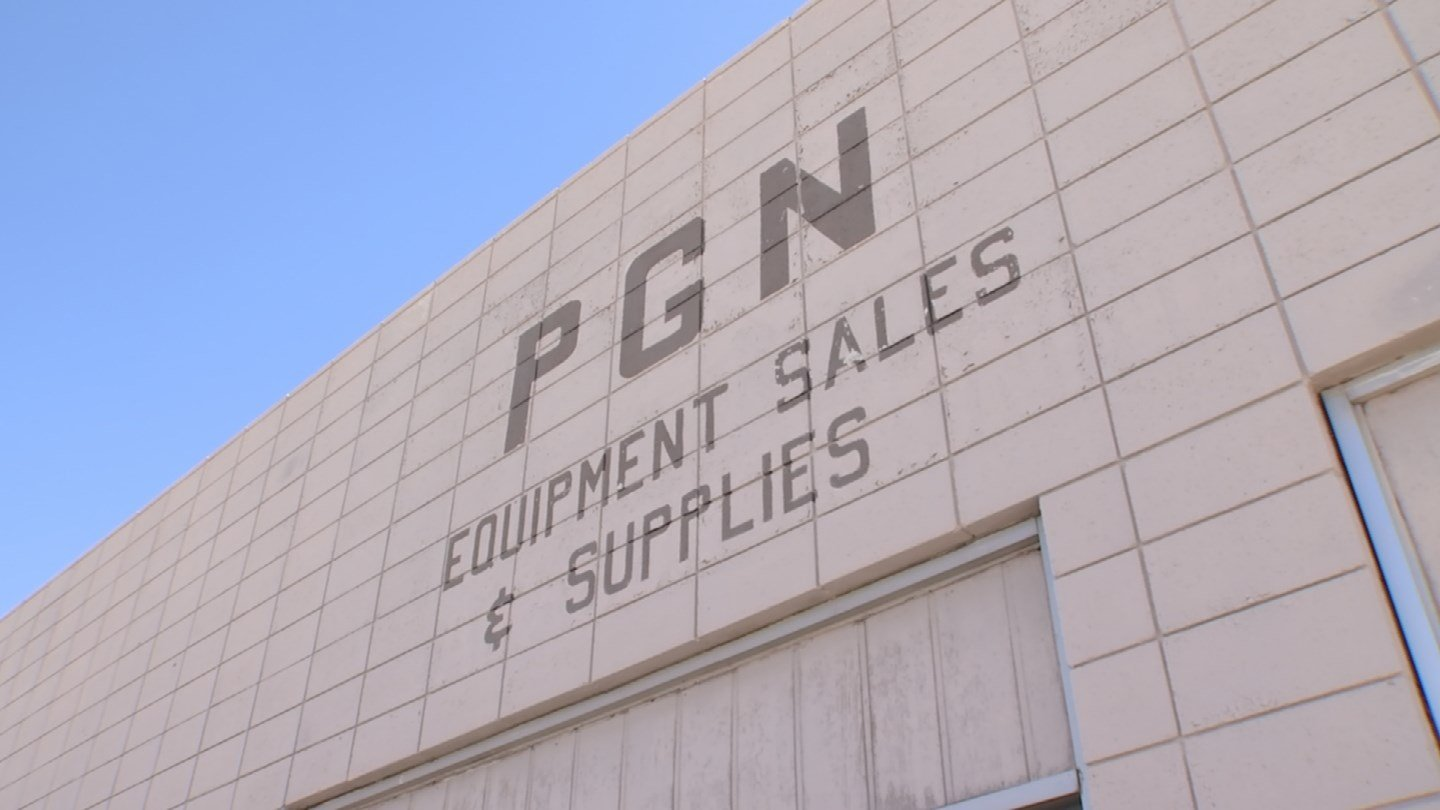 Pete Nunez with PGN Equipment Sales and Supplies hasn't returned anyone's phone calls. (Source: 3TV)