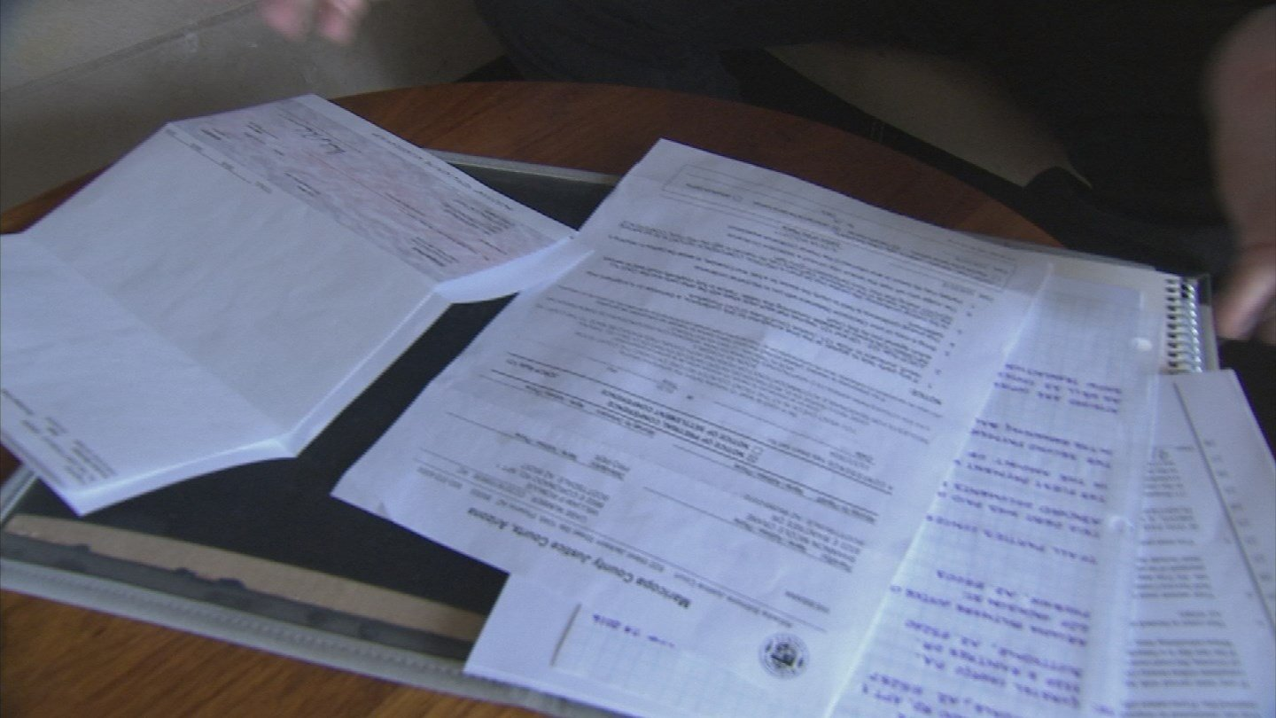 A lawsuit was dropped against a Scottsdale man accused of not paying a debt even though he has proof that he paid it in full. (Source: 3TV)